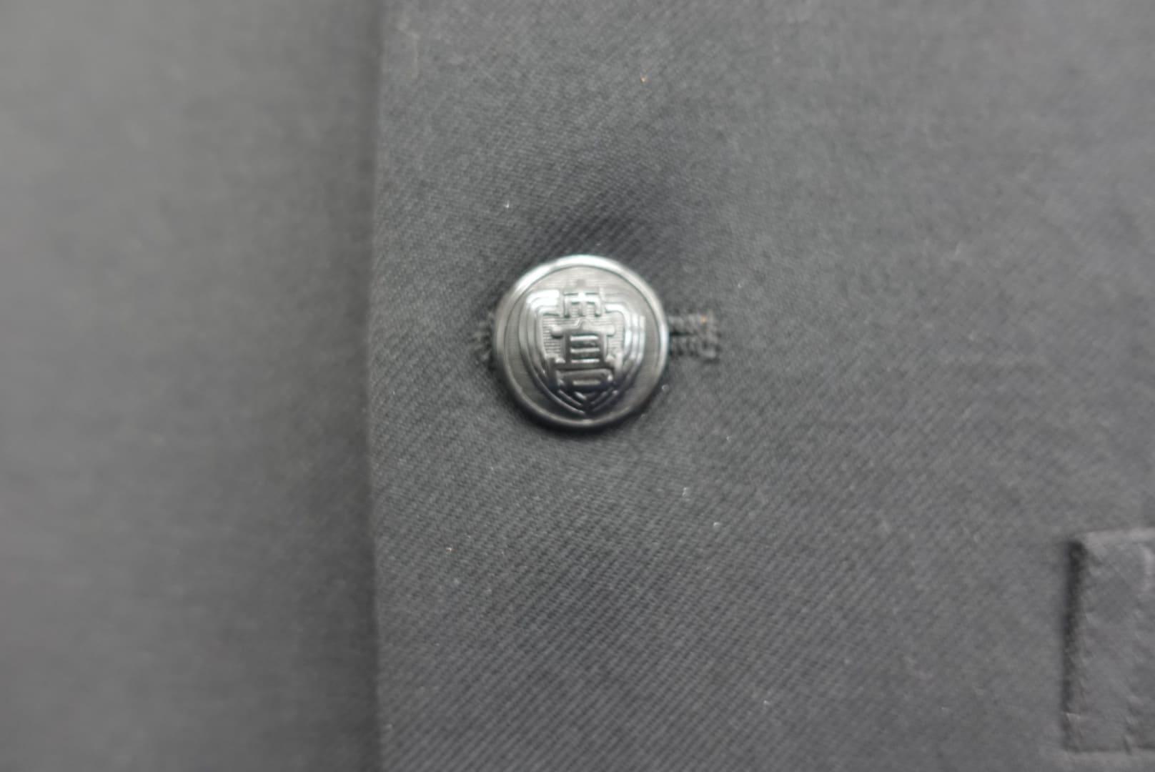 高校男子制服(ボタン)